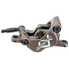 Hayes Dominion A4 Disc Brake Rear/Right black/bronze